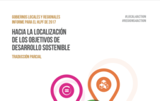 Hacia la localización de los Objetivos de Desarrollo Sostenible (traducción parcial)