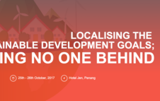 Localizing the Sustainable Development Goals - Leaving No One Behind
