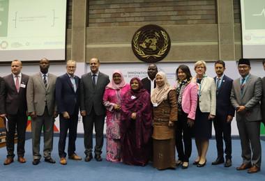A revitalized local-national dialogue at the 1st universal UN-Habitat AssemblyUn dialogue local-national revigoré lors de la 1ère Assemblée universelle d
