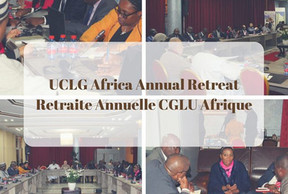 UCLG Africa Annual Retreat