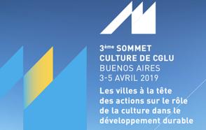 Les villes à la tête des actions sur le rôle de la culture dans le développement durable