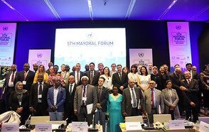Local and regional governments call to recognize their key role in migration governance
