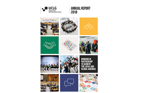 Annual Report 2018 - Working in partnership to achieve the local and global agendas