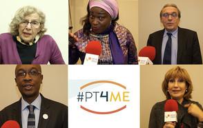 Campagne pour améliorer la sécurité des femmes dans les transports publics