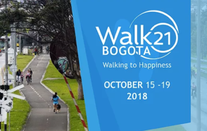 International Conference on Walking and Liveable Cities