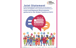 Joint Statement to CSW65
