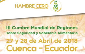 III World Summit of Regions on Food Security and Sovereignty
