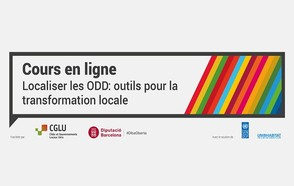 CGLU et le Conseil Provincial de Barcelone lancent leur premier cours en ligne pour la Localisation des ODD