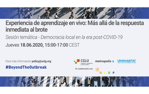 La Democracia Local tras la Pandemia de la COVID-19