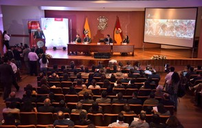 Intermediary cities come together at the Cuenca Continental Forum to be the voice of sustainability on the planet