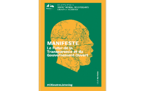 MANIFESTE: Le Futur de la Transparence et du Gouvernement Ouvert