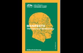 MANIFESTO:  The Future of Biodiversity