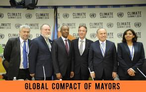 Global mayors compact