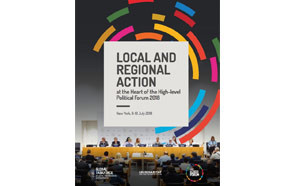 Local and Regional Action at the Heart of the HLPF 2018