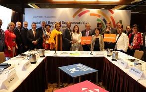 Lancement du 3ème Rapport des Gouvernements Locaux et Régionaux au Forum Politique du haut Niveau (FPHN) 2019