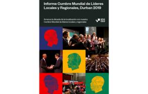 Informe de la Cumbre Mundial de Líderes Locales y Regionales, Durban 2019