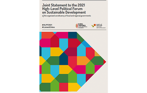 Joint Statement to the HLPF 2021