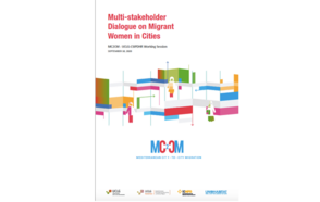 MC2CM Dialogue on Migrant Women