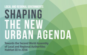 Shaping the new urban agenda