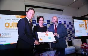 CGLU a participé à la rencontre internationale Habitat III+2 à Quito