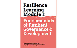 Resilience Learning Module I: Fundamentals of Resilient Governance & Development