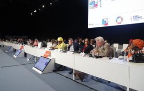 Table ronde des maires et des ministres : À la recherche de solutions multilatérales pour l