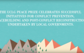 Videos of the UCLG Peace Prize initiatives