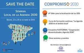 Semana Local de la Agenda 2030