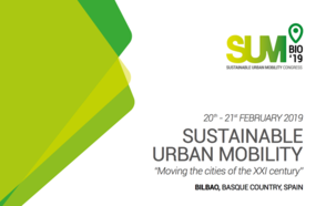 SUM Bilbao 2019: Moving the cities of the XXI century