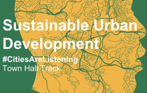 Sustainable Urban Development - UCLG CONGRESS / Town Hall Track