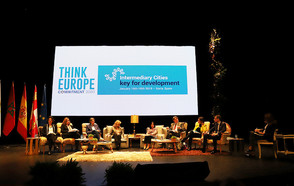 Rethinking intermediary cities to #ThinkEurope