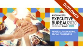 UCLG Virtual Executive Bureau 28-29 May 2020