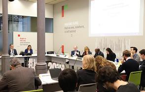 CGLU y UNICEF se reúnen para fortalecer la futura colaboración