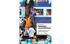 Guidelines for  Voluntary Local Reviews - Towards a New Generation of VLR / Exploring the local-national link