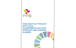SDG pilot project VVSG: Approach and lessons learned