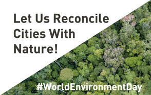 Let Us Reconcile Cities With Nature