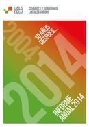 Informe anual de CGLU 2014