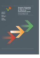 Document d'Orientation de CGLU sur l'efficacité de l'aide et les Gouvernements Locaux