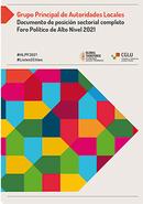 Grupo Principal de Autoridades Locales Documento de posición sectorial completo - Foro Político de Alto Nivel 2021