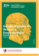 Gender Equality & Women's empowerment - Policy Paper