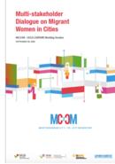 MC2CM Dialogue on Migrant Women
