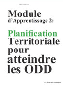 Module d'Apprentissage 2: Planification Territoriale pour atteindre les ODD