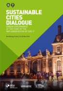 Sustainable Cities Dialogue