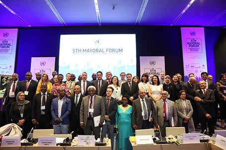 Los gobiernos locales y regionales piden que se reconozca su papel clave en la gobernanza de la migración
