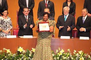 UN-Habitat 2013 Scroll of Honour Awards