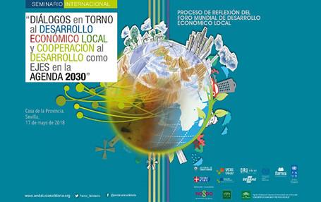 Desarrollo Económico Local y Cooperación al Desarrollo como ejes en la Agenda 2030