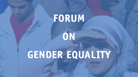 Forum on Gender Equality