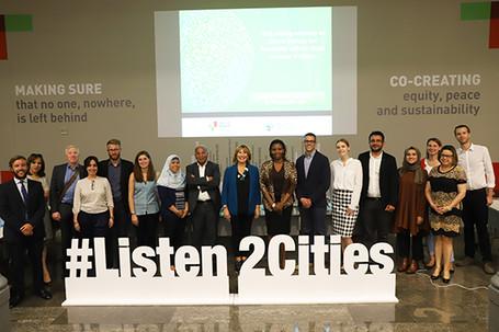 Las Secciones Regionales de CGLU y el Pacto Mundial de Alcaldes exploran primeros pasos comunes para localizar la acción climática