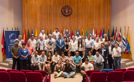 Mise en pratique du Module 2 d'Apprentissage sur l'Aménagement du Territoire pour réaliser les ODD à Santiago du Chili !