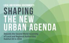 Shaping the new urban agenda